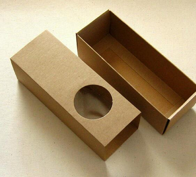 Custom logo printed paper box/drawer gift box/Kraft paper boxes