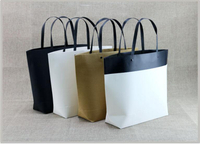 Fashion design paper shopping bag/more style cardboard bag/Kraft paper bag in EECA