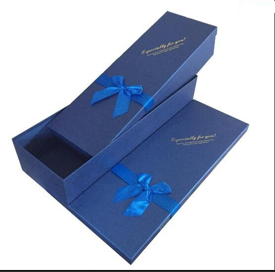 2017 fashion design luxury rectangular gift box bow tie customed shaped square flower packaging hat box