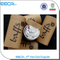 Recycle brown paper round tube box for t-shirt/paper tube box in EECA