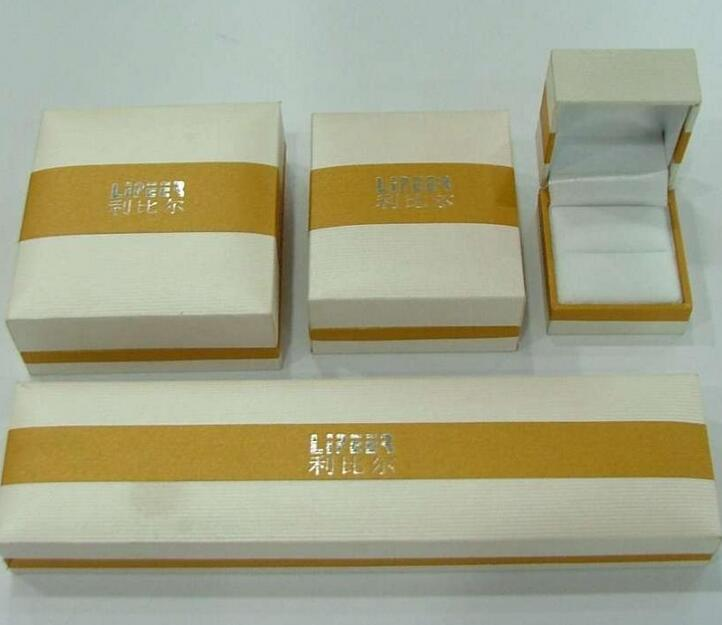 China High-grade jewelry box/Square gift box/ Green Jewelry Box/colorful jewelry box in EECA Packaging