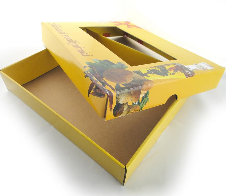 Custom carton box/Product packaging/Rectangular gift box Paper Box/color box art design supplier in EECA China