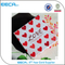 square gift cosmetic storage box packaging cardboard boxes with lids love box heart box