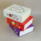 Fancy paper foldable box/printed foldable box/Rectangular gift box