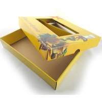 Kraft Paper Box/Rectangular gift box made in China
