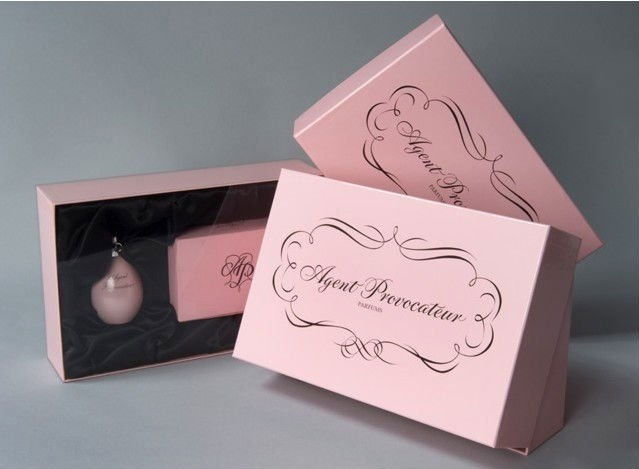 Rectangular gift box/Cosmetics box Paper Box Lipstick box Skin care box supplier in China