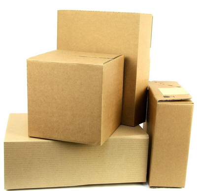 Paper Box/Kraft paper Carton/express box/shipping box/Kraft paper box wholesale Made In EECA China